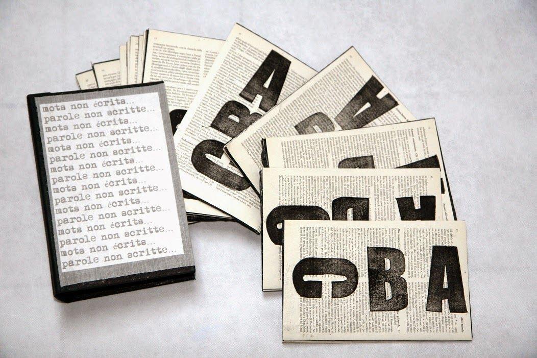 libri oggetto dai libri,  installazioni  ... paper art,  book sculptures, altered books  and ...: Riproduzione riservata ©eleonora cumerlibri d'arti...