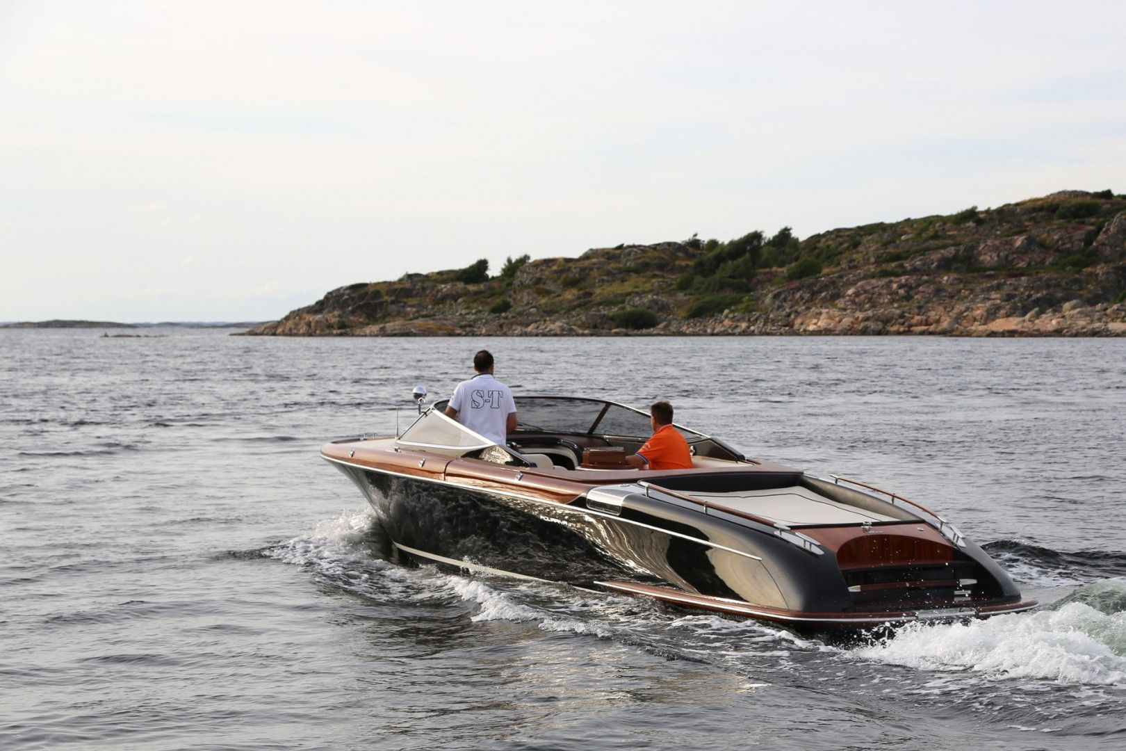 Zwembad Riva Riva 33 Aquariva Super Enjoy Boating