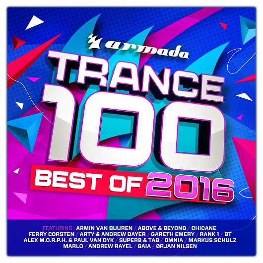 Trance 100 Best Of (2016)