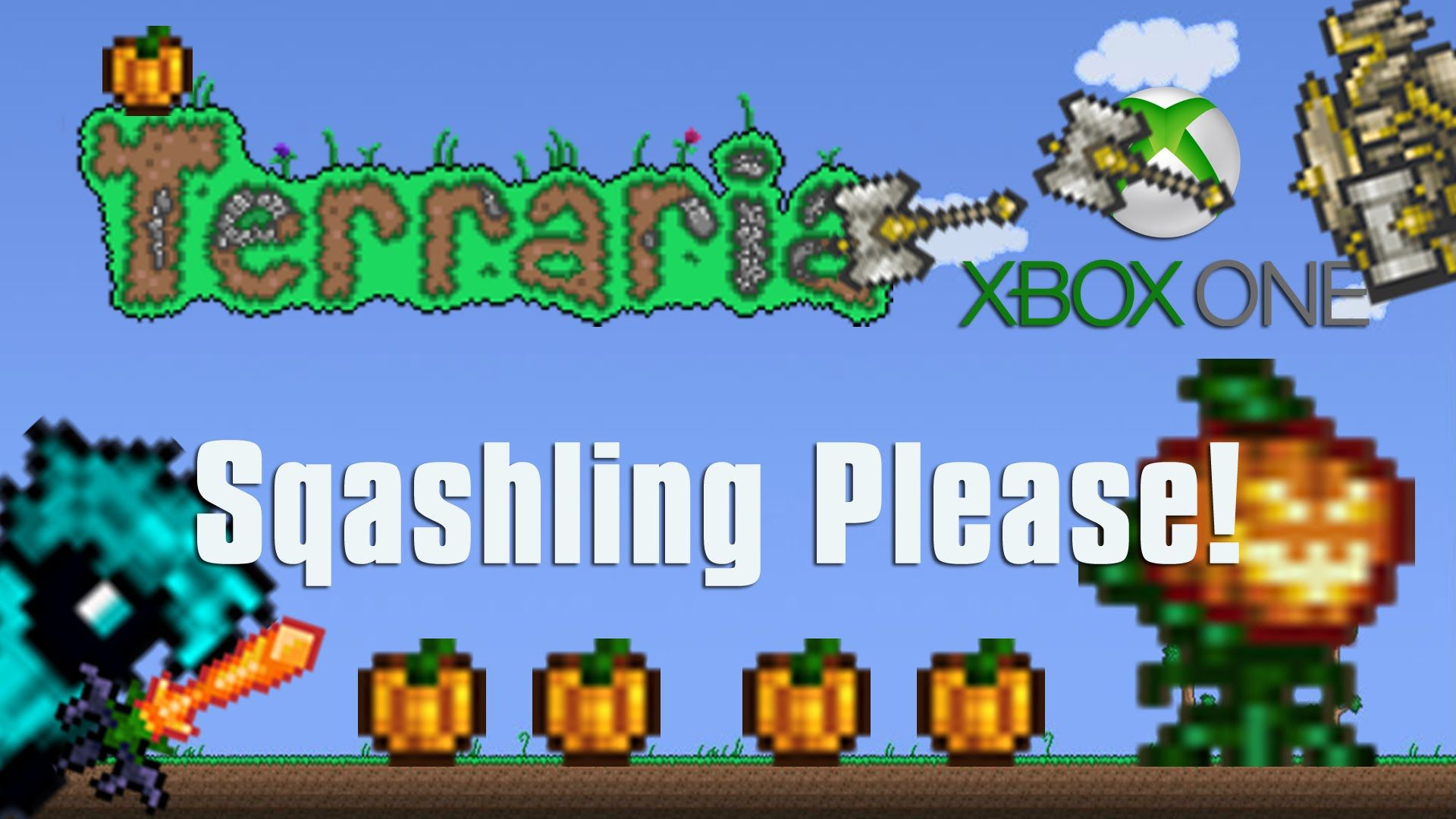 Terraria Xbox One Let S Play Squashling Plz Last Chance 44 Xbox One