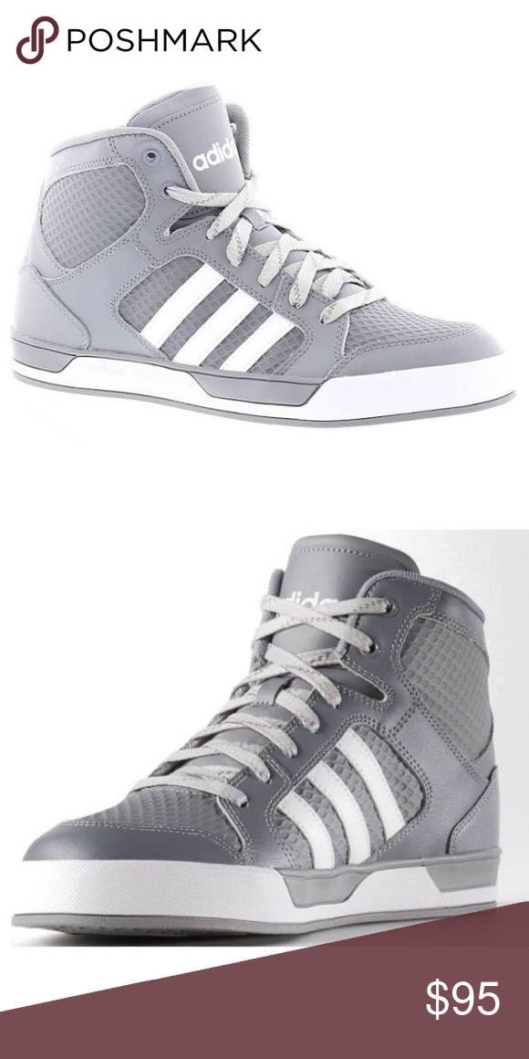 save off ffafa 73013 Adidas NEO high top size 8 Size 8 new in box Adidas Shoes Athletic Shoes