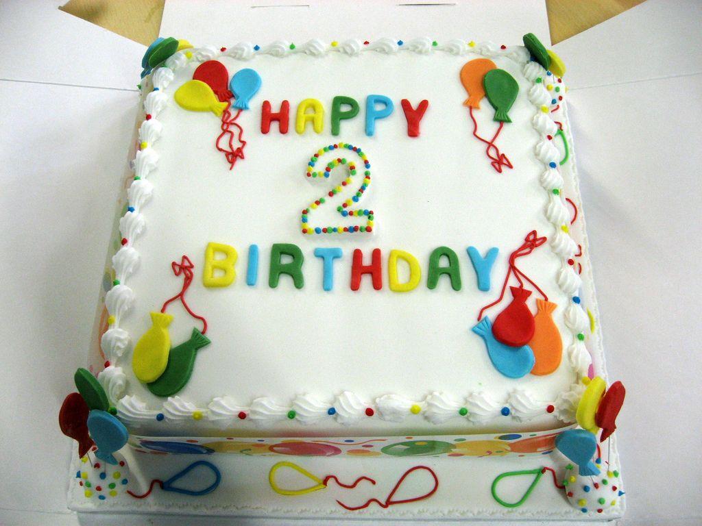 Buylandingpagedesigncom Nd Birthday Special Offer Top - 2nd birthday cake designs