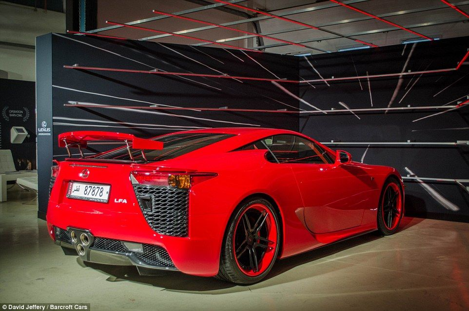 The Incredible Supercars Of Qatar Fleet Of Luxury Vehicles Owned