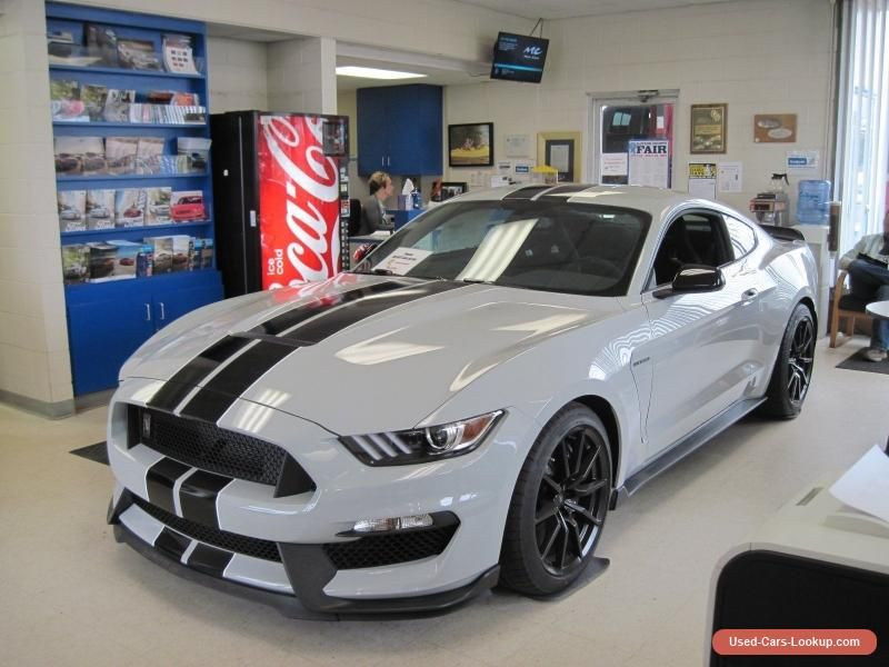 Car For Sale 2017 Ford Mustang Shelby Gt350 En 2020 Autos
