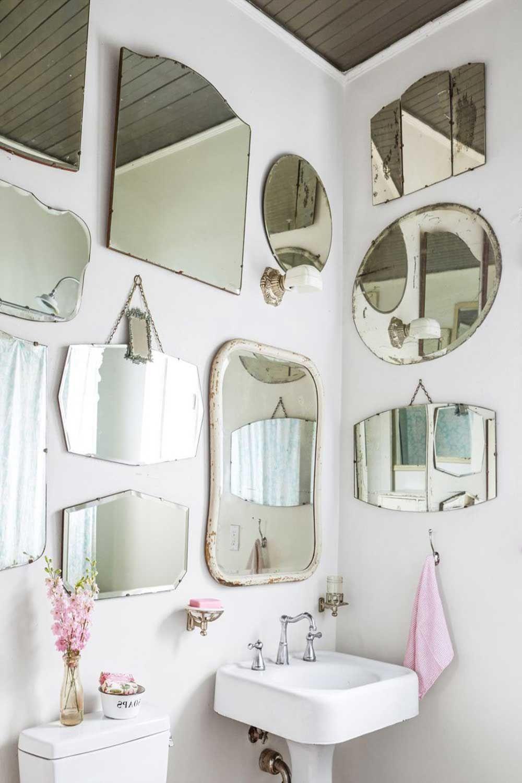 16 Display Beautiful And Attractive Bathroom Collection Vintage Bathroom Mirrors Top Bathroom Design Vintage Bathroom