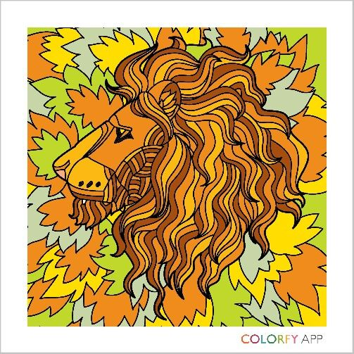 Coloring App Coloring Book App Colorfy Colorfy App