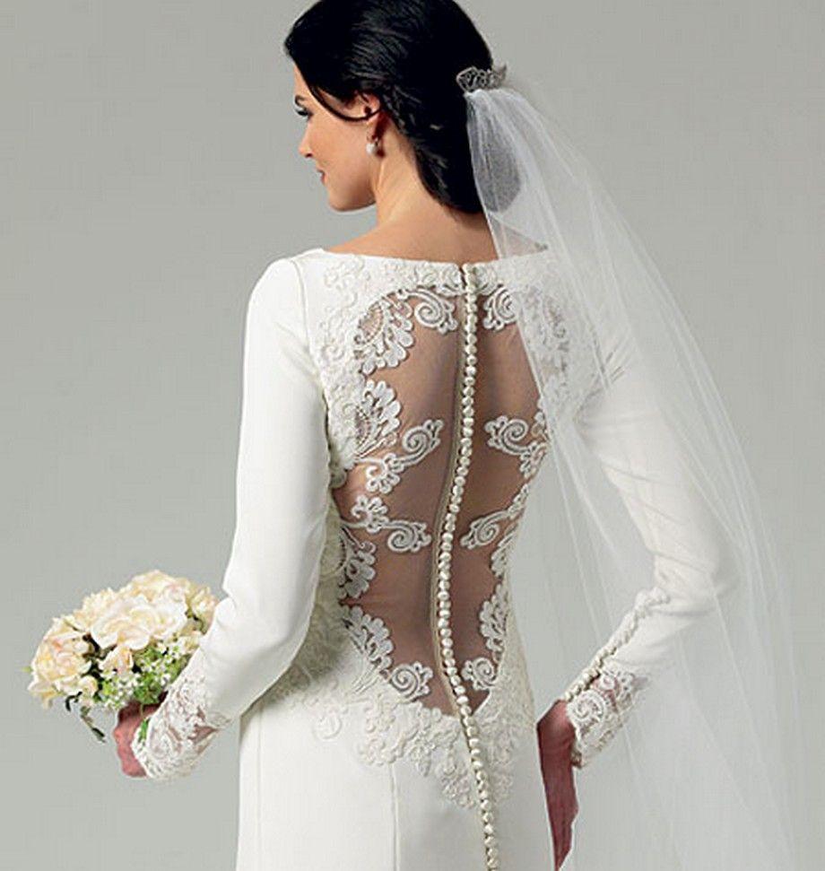 Bella's wedding dress in breaking dawn  Butterick   Twilight Bella wedding dress sewing pattern