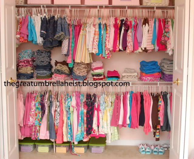 Ideal Bedroom Closet Set Up For My Daugther To Do, Soon!