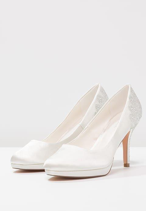 Chaussures Menbur ZULEMA - Chaussures de mariée - ivory blanc cassé: 120,00  €