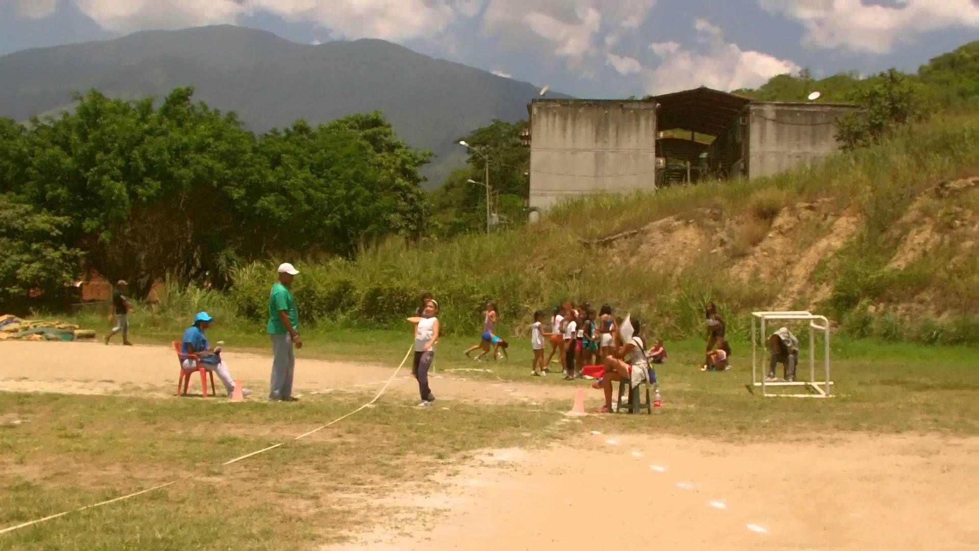 CAMPEONATO ESTADAL PREINFANTIL GUATIRE 2015