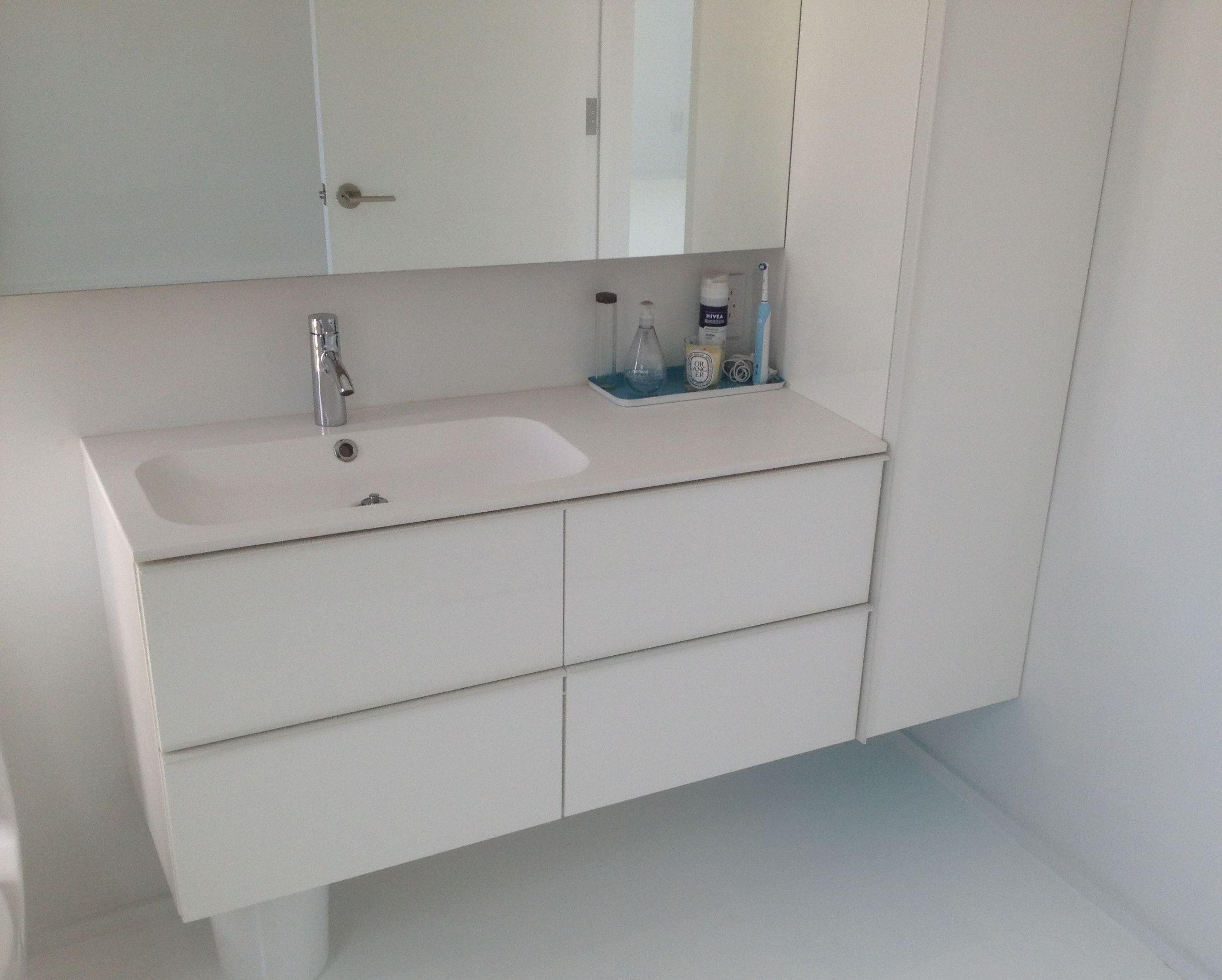 IKEA Badezimmer Waschbecken Schrank mit Bildern   Ikea ...