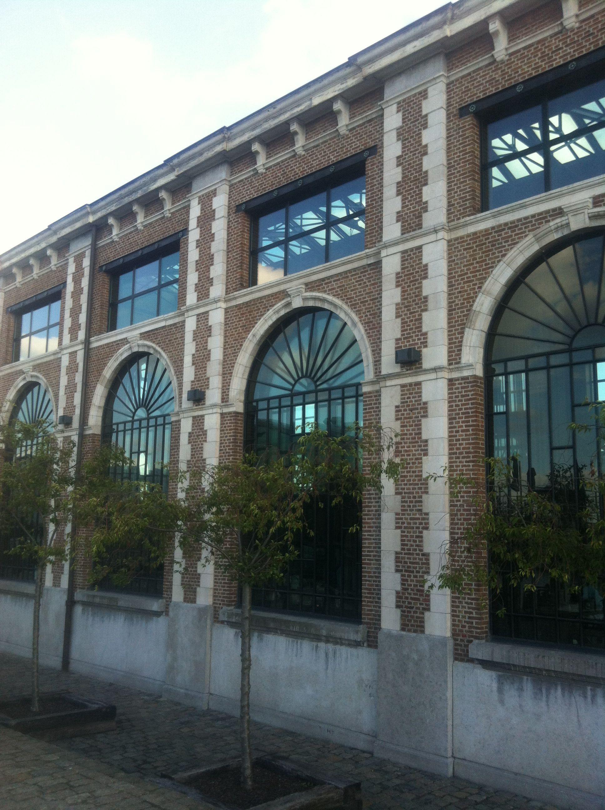 Pomphuis Antwerpen