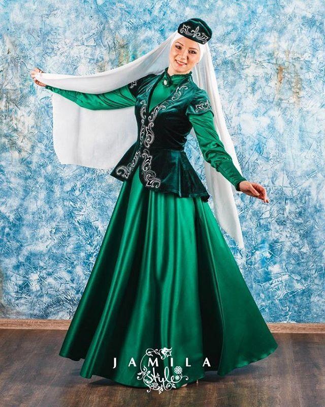 Платье в национальном стиле из матового атласа. Под заказ шьем любой  размер. Стоимость 3500 9ef99279a7699