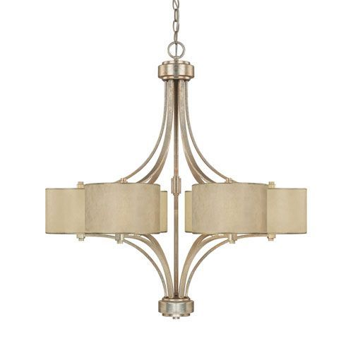 Capital lighting fixture company luna winter gold six light capital lighting fixture company luna winter gold six light chandelier on sale not sure about this aloadofball Image collections