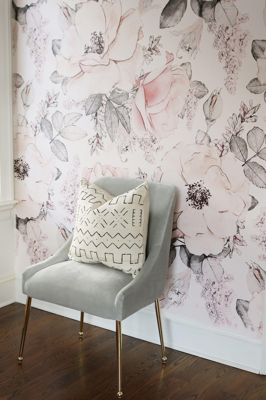 Diy How To Hang Removable Wallpaper Diy Wallpaper Ideas