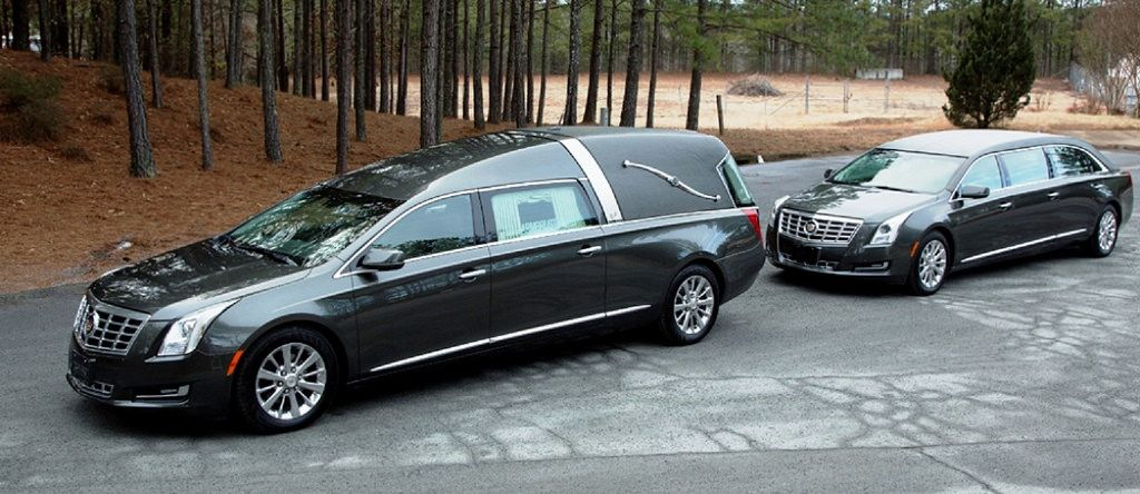 Pin En Beautiful Hearse And Few Limos
