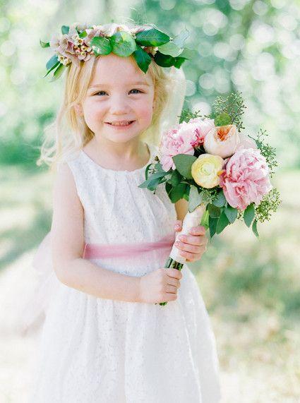 Haz que tus pajes se vean súper lindos. Trata que sus atuendos combinen con el tema de tu boda. #Wedding #Tips #Consejos