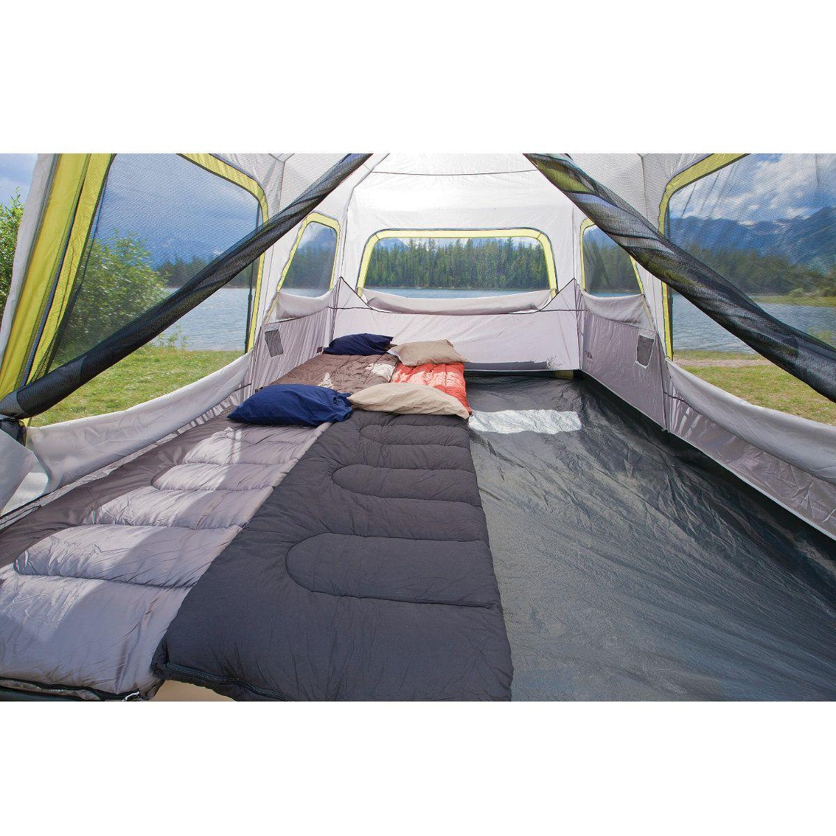 Coleman Signature Instant 10 Person Tent - Gander Mountain  sc 1 st  Pinterest & Coleman Signature Instant 10 Person Tent - Gander Mountain | GIMME ...