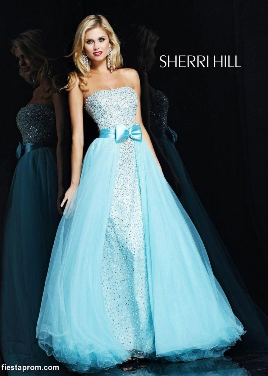 Sherri Hill Prom Dresses 2013 | Home » SHERRI HILL 2896 PROM DRESS ...