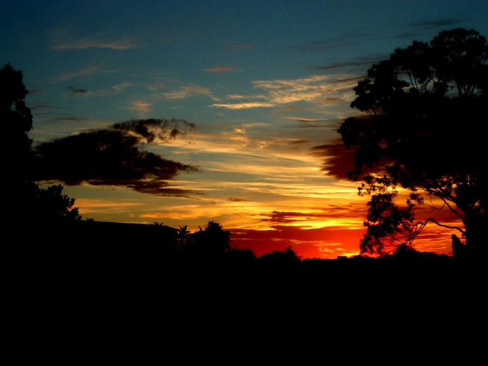 Sunset in Wanneroo