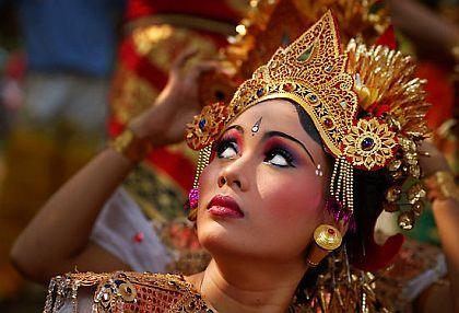 Makeup Inspiration Balinese Bali Fashion Indonesian Art