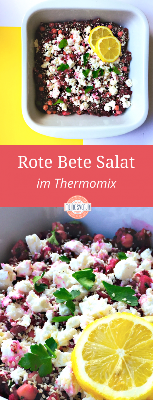 rote bete salat im thermomix meine svenja essen salat pinterest thermomix salat rote. Black Bedroom Furniture Sets. Home Design Ideas