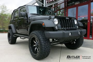 Jeep Wrangler Vehicle Gallery At Butler Tires And Wheels In
