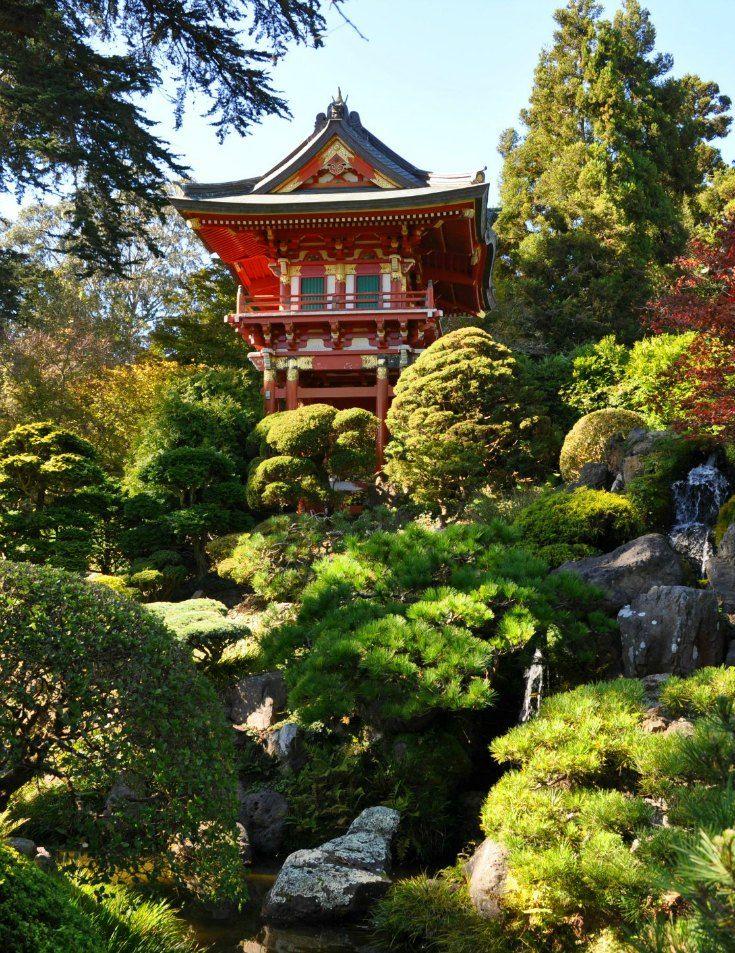 Japanese Tea Garden San Francisco Golden Gate Park Golden Gate Park San Francisco Tea Garden San Francisco Pictures