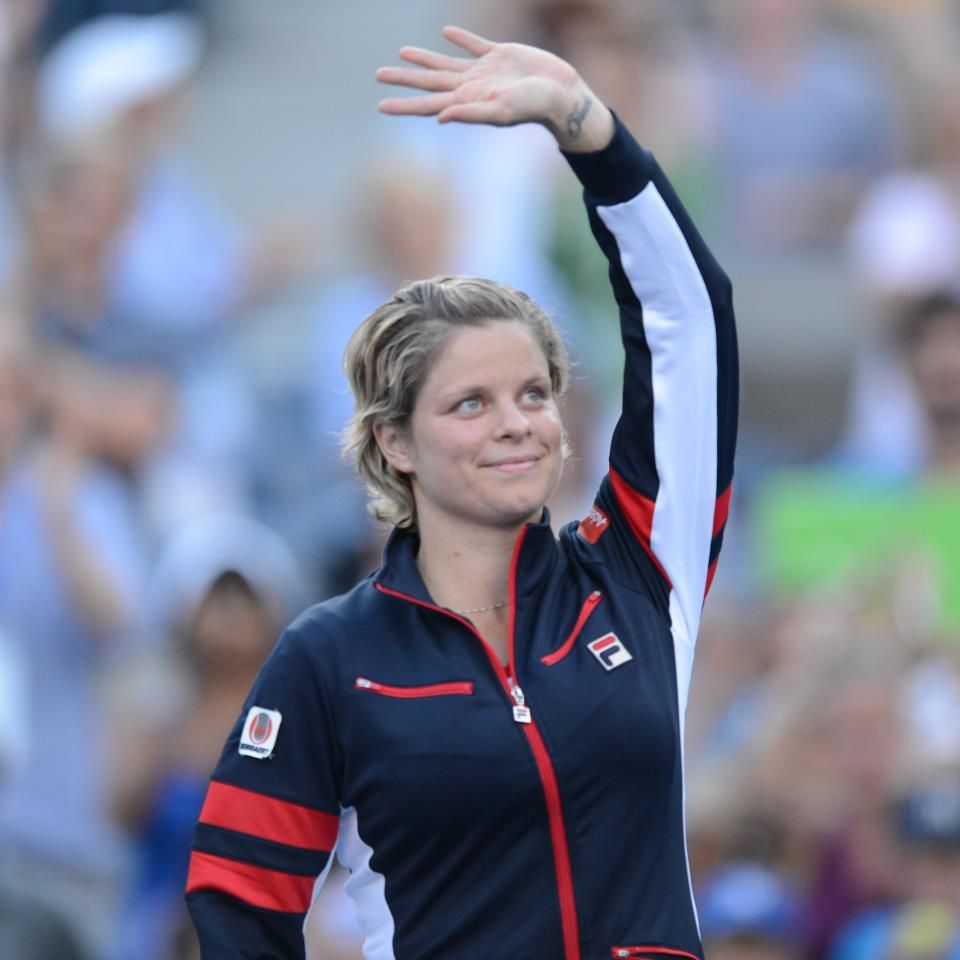 Kim Clijsters - tennis player