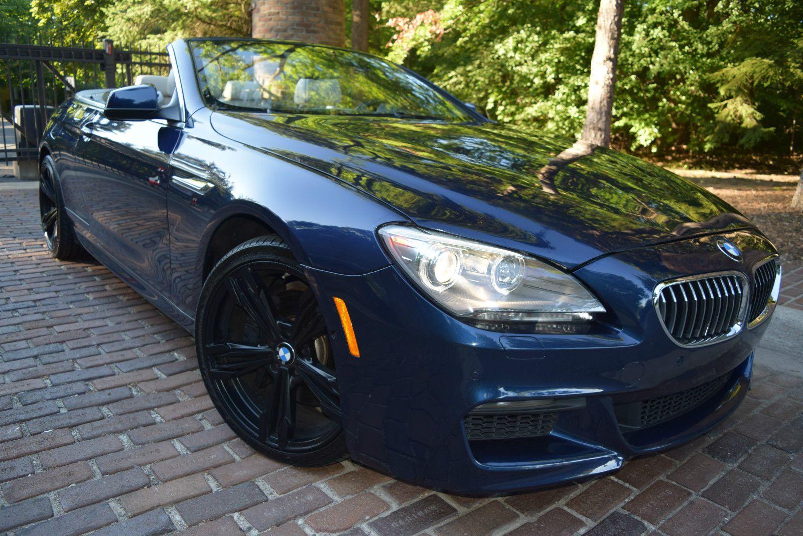 BMW Series AWD PREMIUMEDITION Bmw I Xdrive - 650 bmw 2012