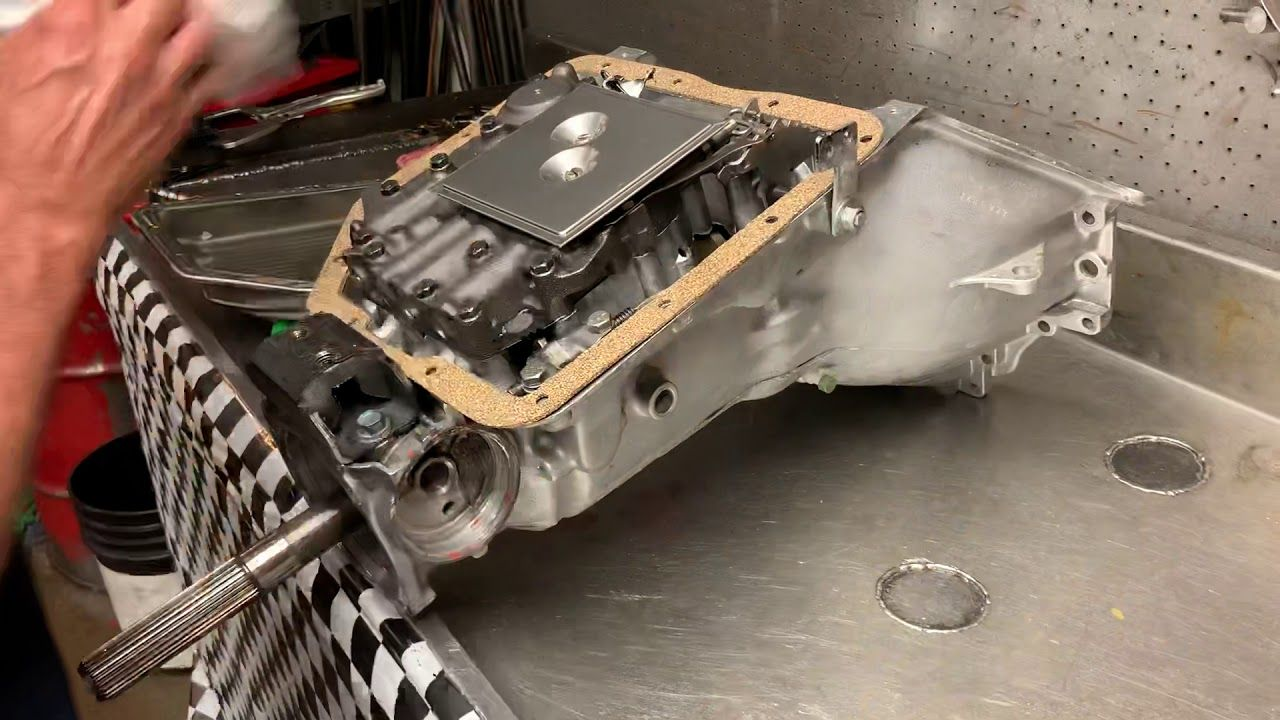 Build video th350 transmission video 22 in 2020 th350