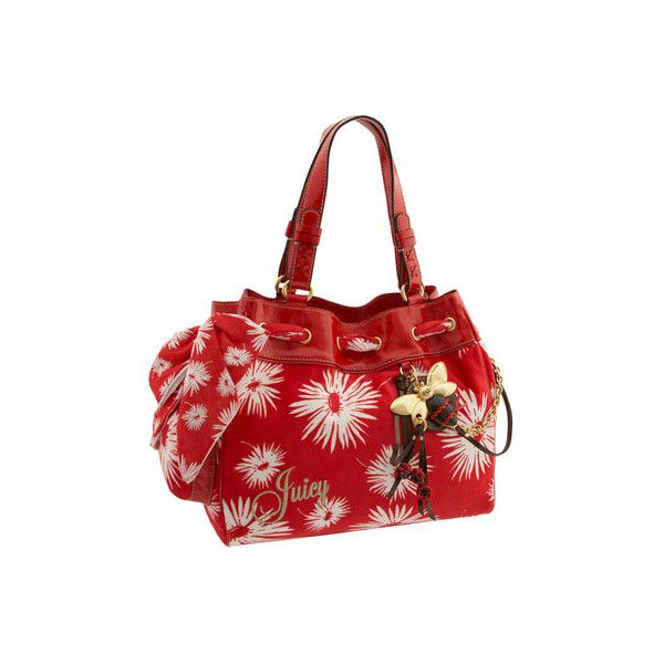 Juicy Couture 'Daisy Print Daydreamer' Tote (€105) Liked