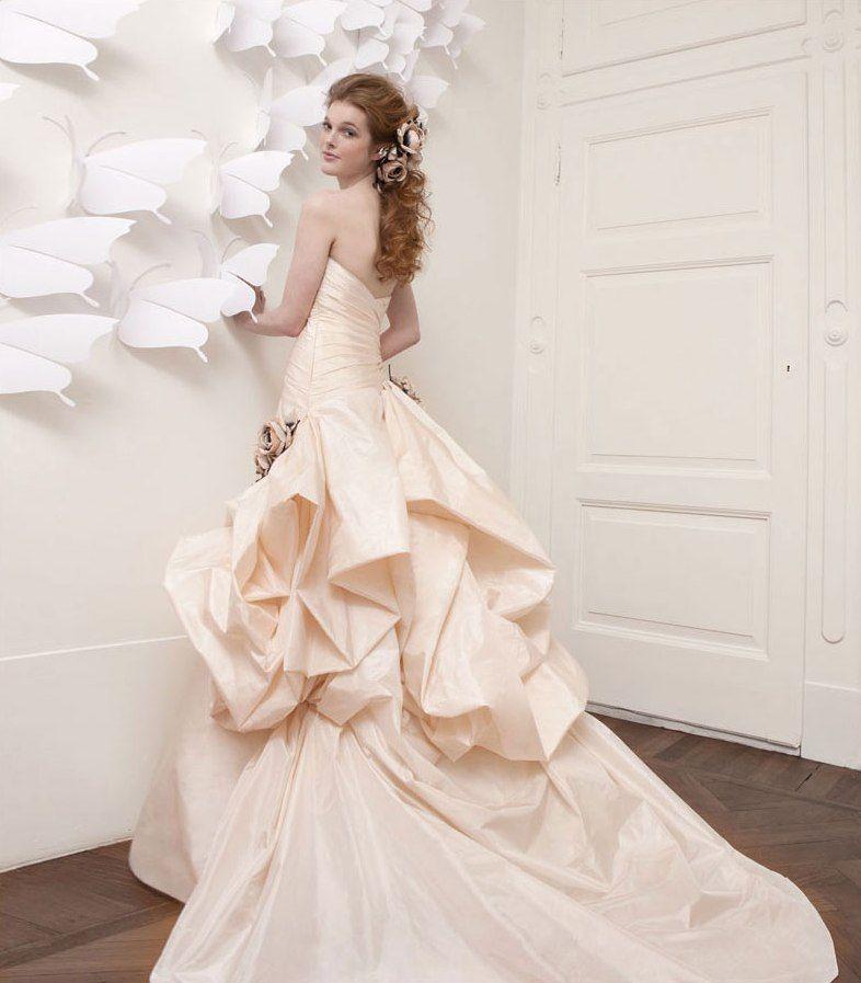Romantic Atelier Aimee Rosa Cipria Wedding Dresses