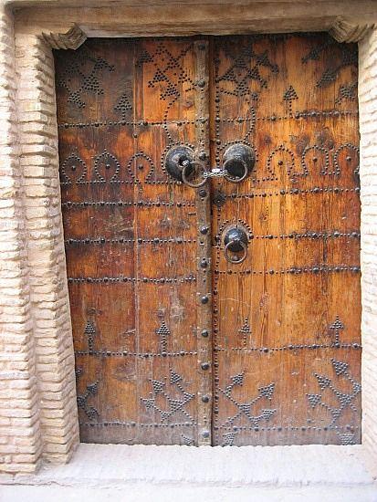 A Very Full Day Tamerza Tunisia Travel Blog Doors Carved Doors Beautiful Doors