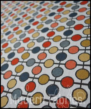 5d86781f69fa Designtex Pop Art 3466 904   Autumn Modern Fabric