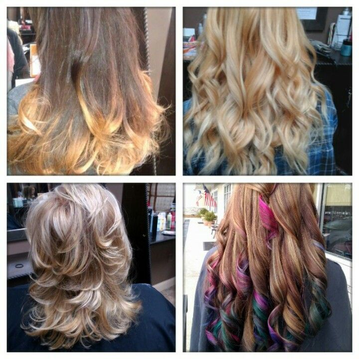 Different Ways To Highlight Your Hair With Color By M Maney