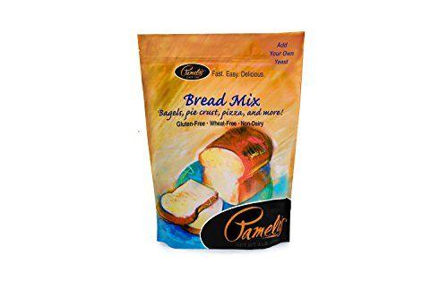 Pamela's Products Amazing Wheat Free & Gluten-free Bread Mix, 4-Pound Bags (Pack of 3) Pamela's Products http://www.amazon.com/dp/B001L4JH5I/ref=cm_sw_r_pi_dp_hhr9ub1P85N18