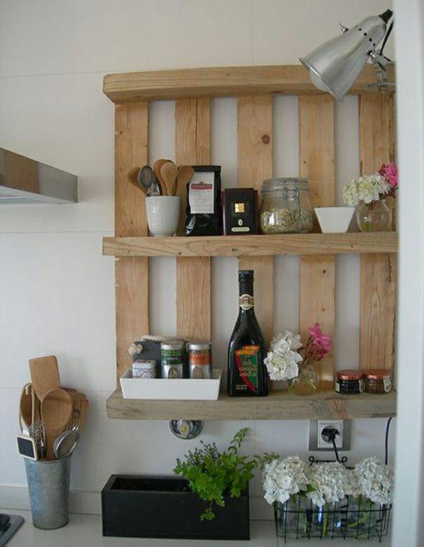 Europaletten recyceln - DIY Möbel aus Holzpaletten | Home ideas ...