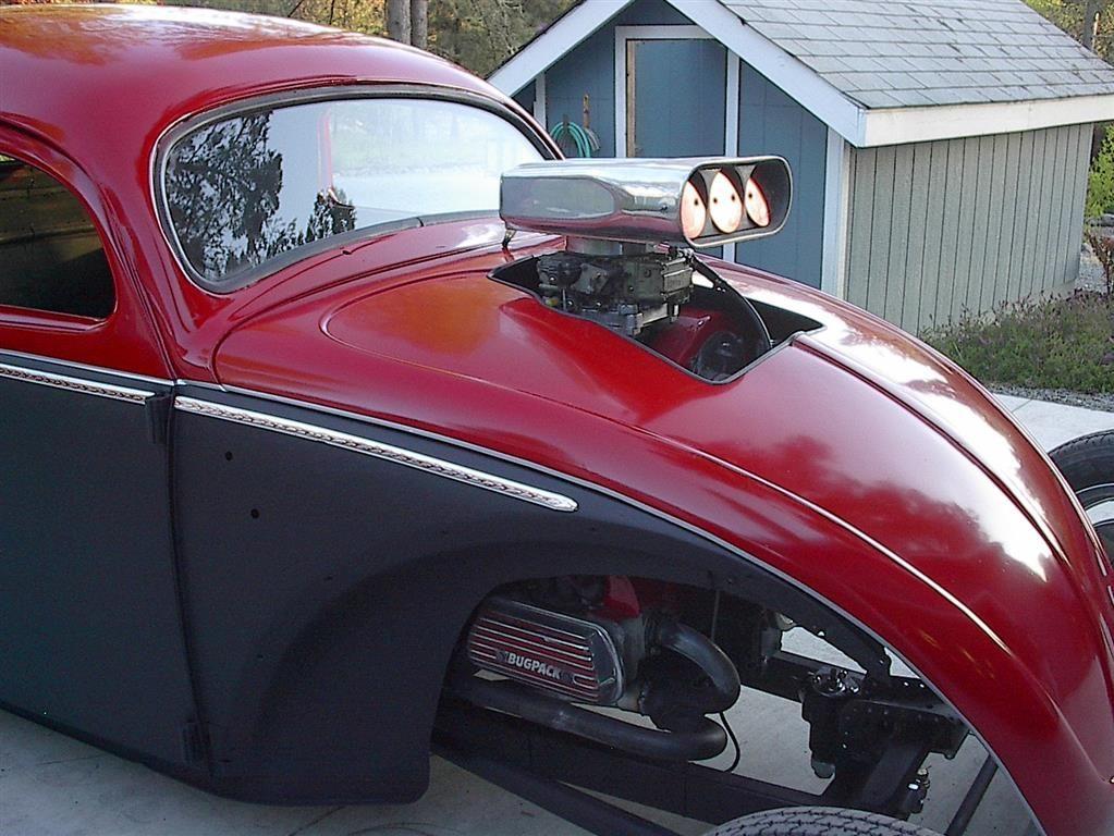 Rat Rod, Custom Cars