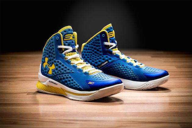 Stephen Curry's new shoes attracting a lot of attention NBA Sporting
