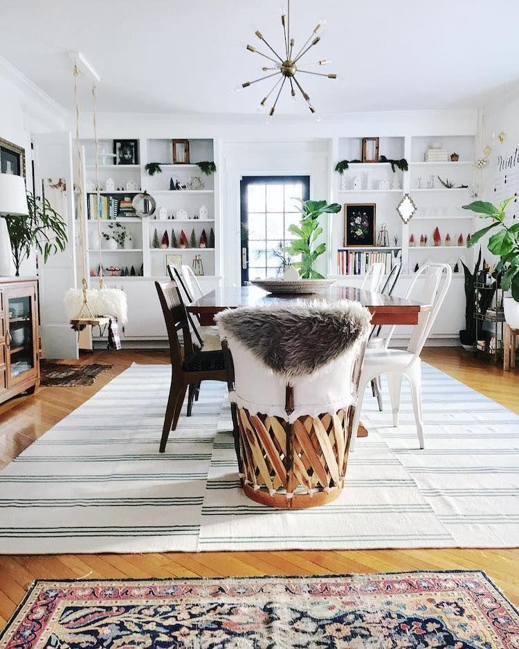 My Scandinavian Home A Family Home Where Nordic Meets Bohemian Style My Scandinavian Home Scandinavian Home Interior