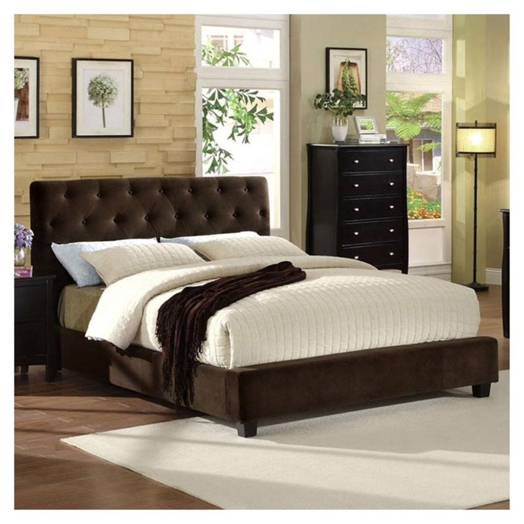 Best Beautified Your Bedroom With Beautiful Brown Headboards 640 x 480