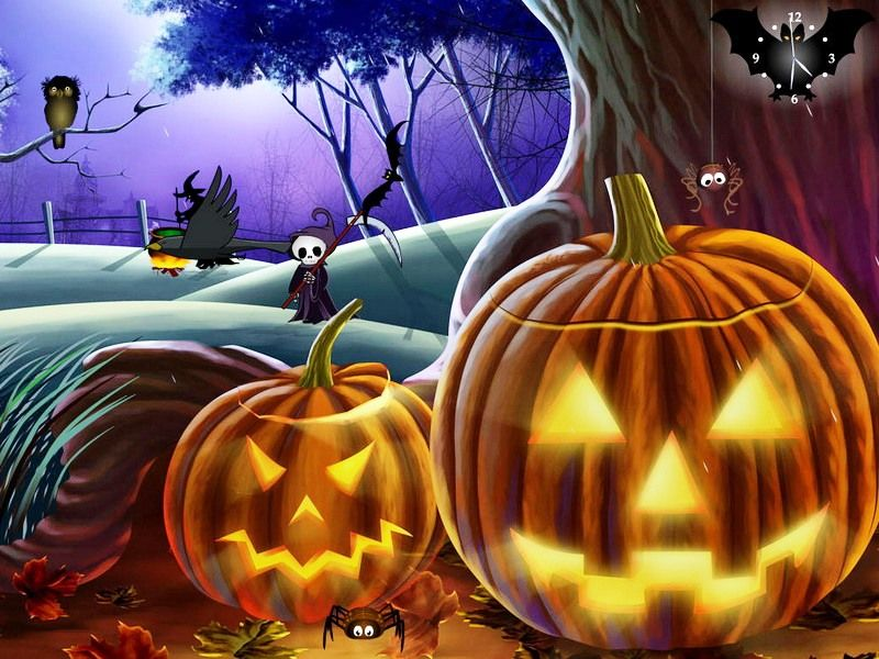 free halloween screensaver (With images) Halloween