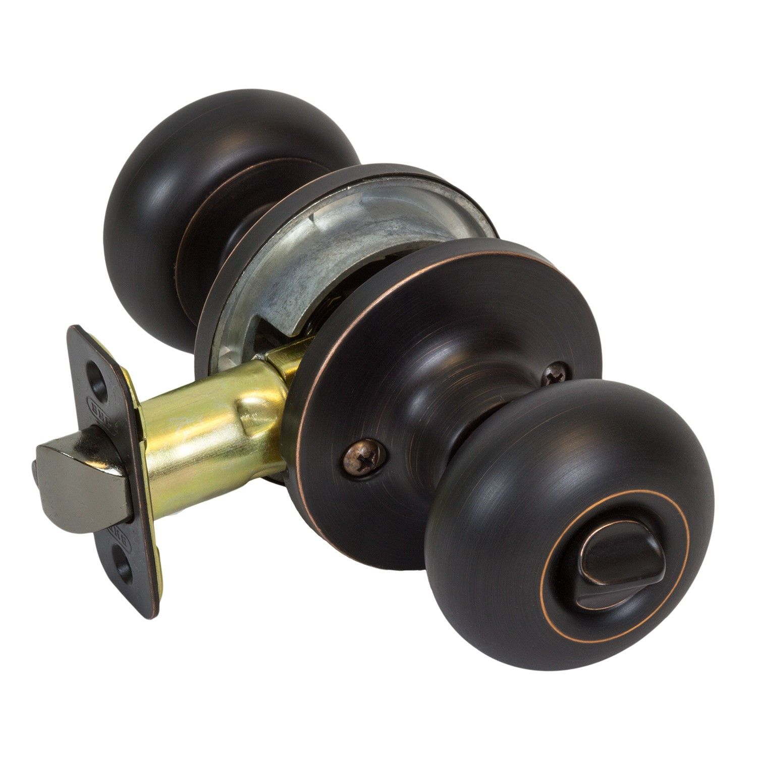 Nice BHP 42210B Noe Valley Privacy Door Knob   Oil Rubbed Bronze | Great For  Bedrooms,