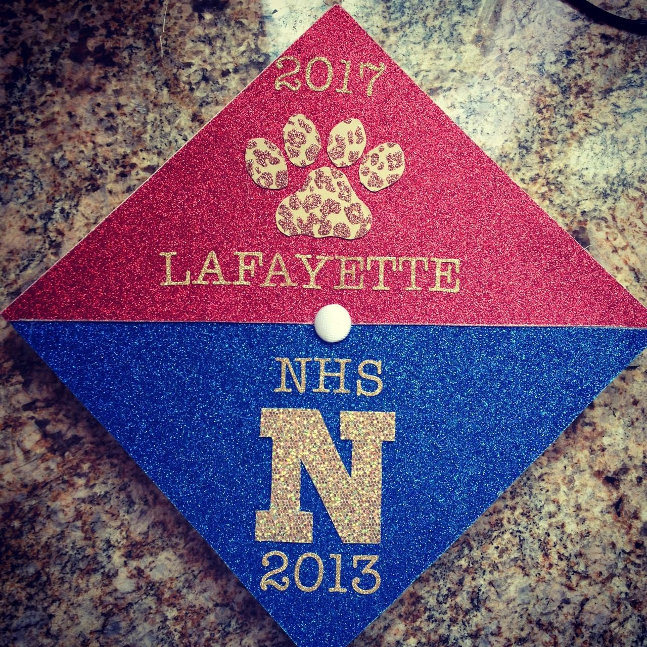 Small Crop Of How To Decorate A Graduation Cap