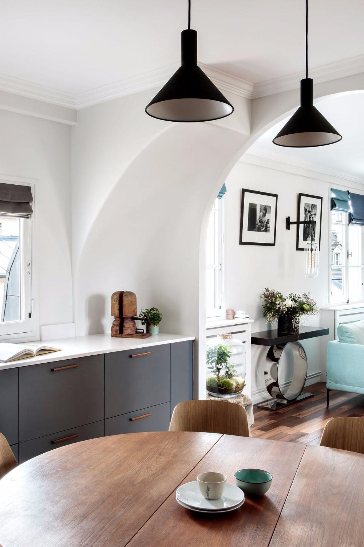 Appartement Paris 6 Saint Germain : un duplex façon maison de famille | Appartement paris ...
