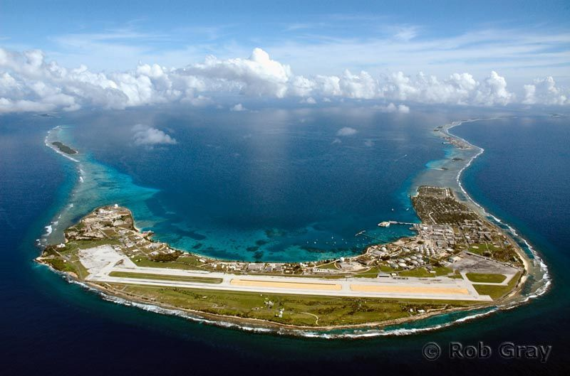 Kwajalein or bikini