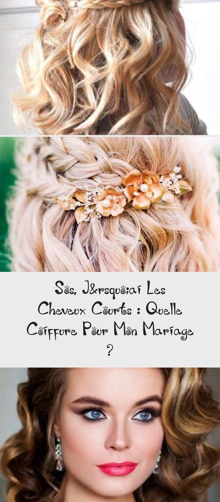 46++ Quel coiffure pour mon mariage inspiration
