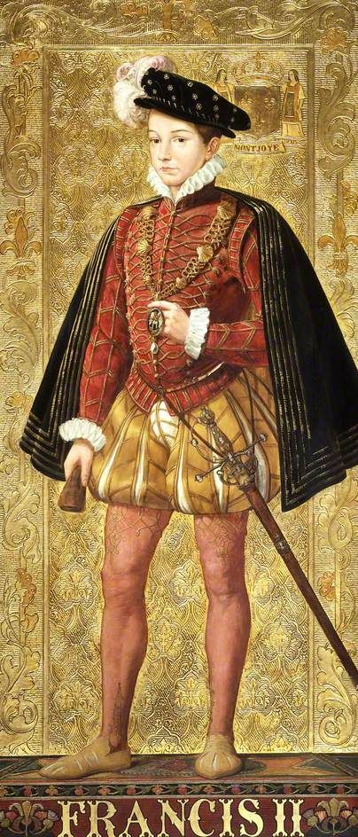 BBC - Your Paintings - Francis II (Francis II of France ...