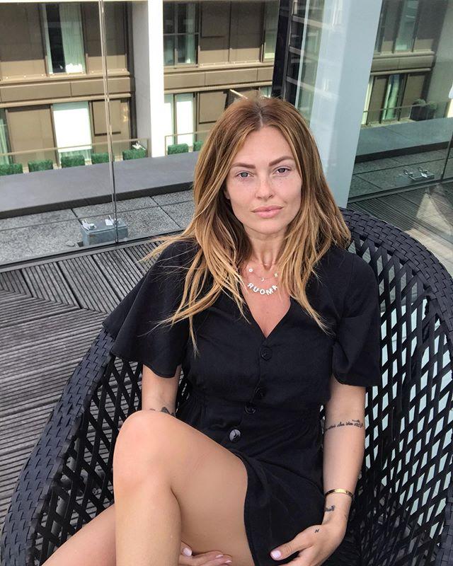 "Caroline Receveur on Instagram: ""living my best li"